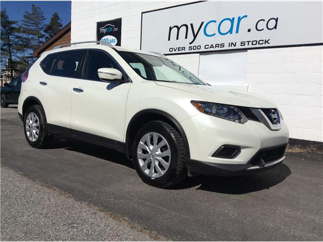 2015 Nissan Rogue S (Stk: 190398) in Richmond - Image 1 of 19