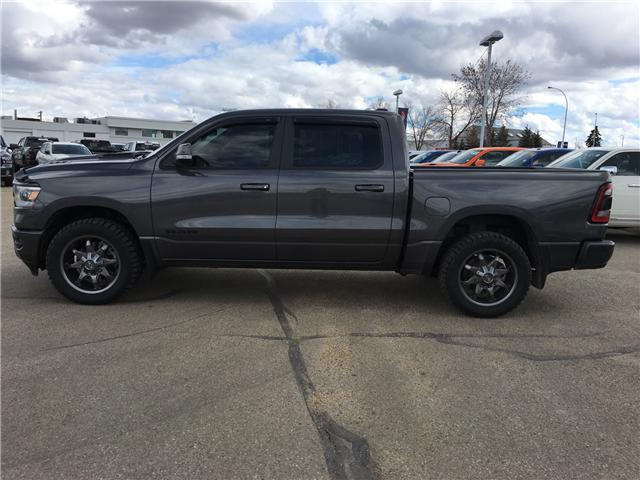 2019 RAM 1500 Rebel (Stk: 19R18490A) in Devon - Image 1 of 10