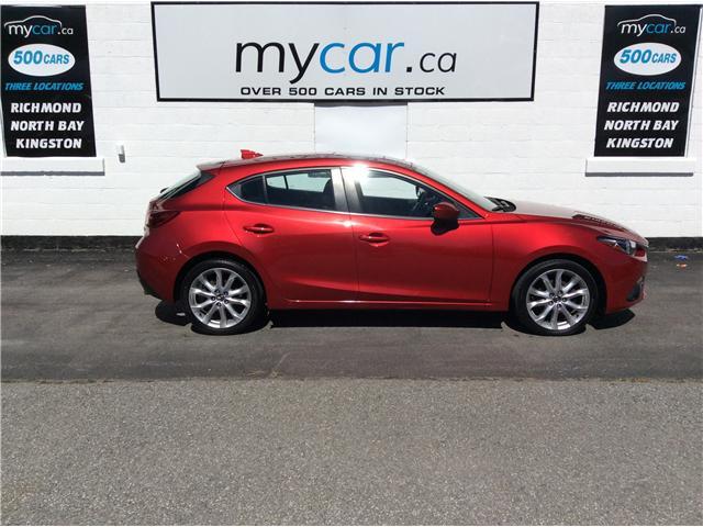 2015 Mazda Mazda3 Sport GT (Stk: 190381) in North Bay - Image 2 of 19