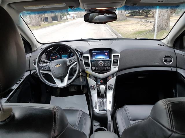 2014 Chevrolet Cruze DIESEL (Stk: N2920) in Calgary - Image 2 of 26