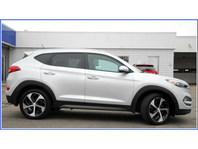2016 Hyundai Tucson Premium 1.6 (Stk: OP3855) in Kitchener - Image 2 of 13