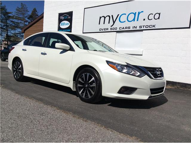 2018 Nissan Altima 2.5 SV (Stk: 190440) in Kingston - Image 1 of 22