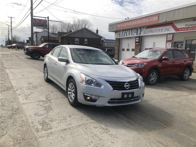 2015 Nissan Altima 2 5 S at $12995 for sale in Garson