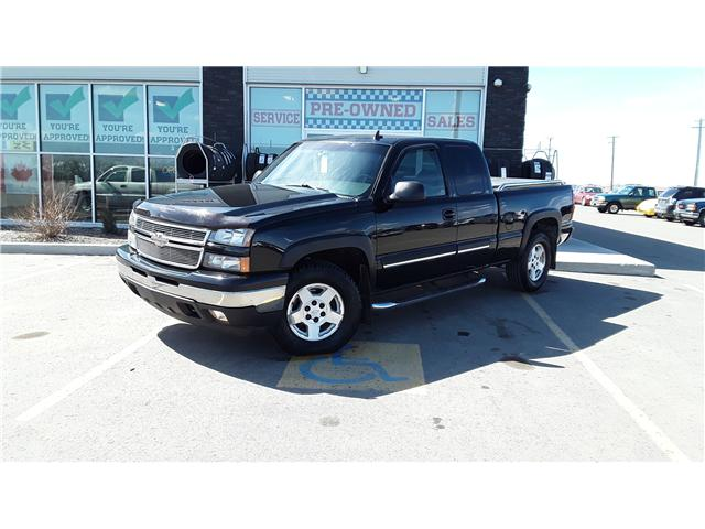 2007 Chevrolet Silverado 1500 LT (Stk: P440) in Brandon - Image 1 of 18