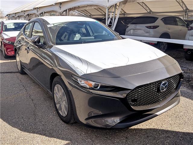 2019 Mazda Mazda3  (Stk: H1708) in Calgary - Image 1 of 1