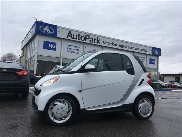 2015 Smart Fortwo  (Stk: 15-17358) in Brampton - Image 1 of 16