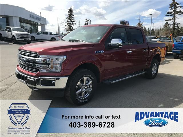 2019 Ford F-150  (Stk: K-984) in Calgary - Image 1 of 5