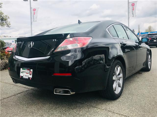 2012 Acura TL Base (Stk: LF010030A) in Surrey - Image 11 of 30