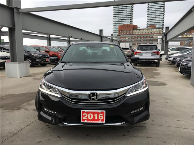 2016 Honda Accord Sport (Stk: C19508A) in Toronto - Image 2 of 22