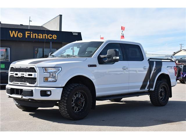 2016 Ford F-150 Lariat (Stk: p36382) in Saskatoon - Image 1 of 25