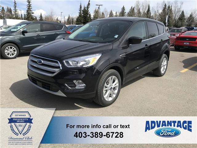 2019 Ford Escape SE (Stk: K-1245) in Calgary - Image 1 of 5