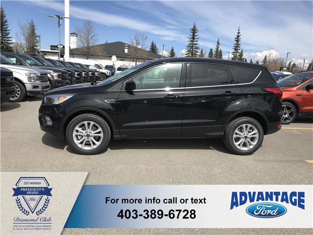 2019 Ford Escape SE (Stk: K-1245) in Calgary - Image 2 of 5