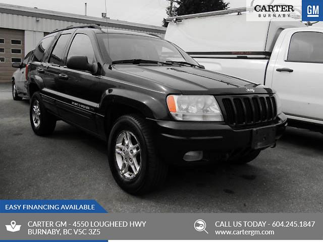2000 Jeep Grand Cherokee Limited (Stk: Z9-89512) in Burnaby - Image 1 of 1