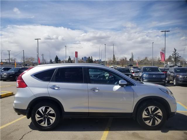 2015 Honda CR-V Touring (Stk: 2190773A) in Calgary - Image 2 of 30