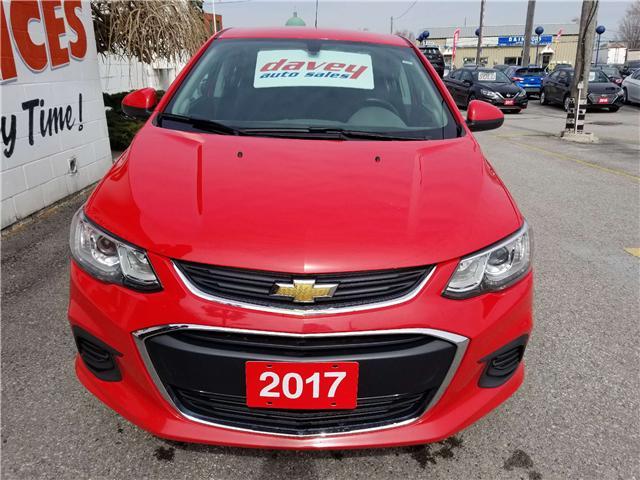 2017 Chevrolet Sonic LT Auto (Stk: 19-183) in Oshawa - Image 2 of 15