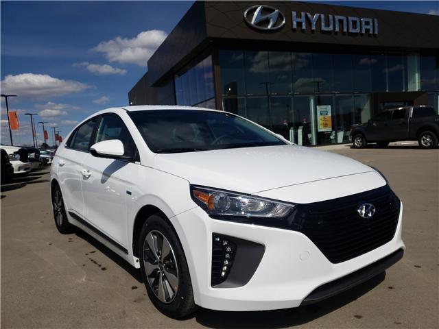 2019 Hyundai Ioniq Plug-In Hybrid Preferred (Stk: 29154) in Saskatoon - Image 1 of 19