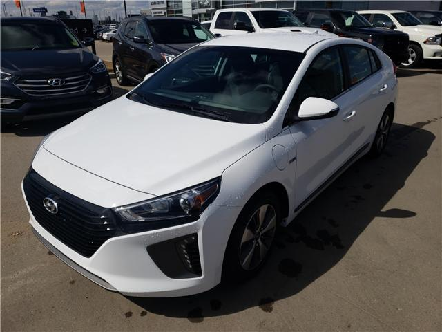 2019 Hyundai Ioniq Plug-In Hybrid Preferred (Stk: 29154) in Saskatoon - Image 8 of 19