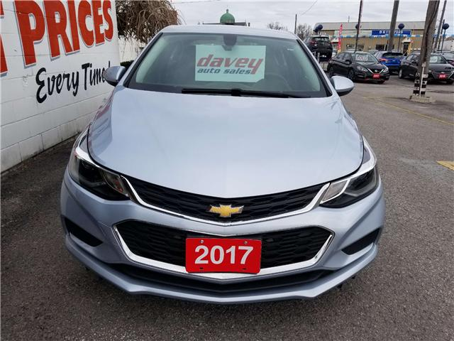 2017 Chevrolet Cruze LT Auto (Stk: 19-235) in Oshawa - Image 2 of 14
