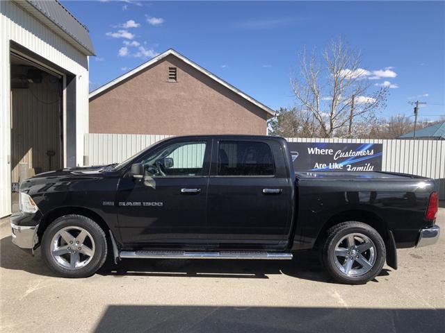 2011 Dodge Ram 1500 SLT (Stk: 14737) in Fort Macleod - Image 2 of 17