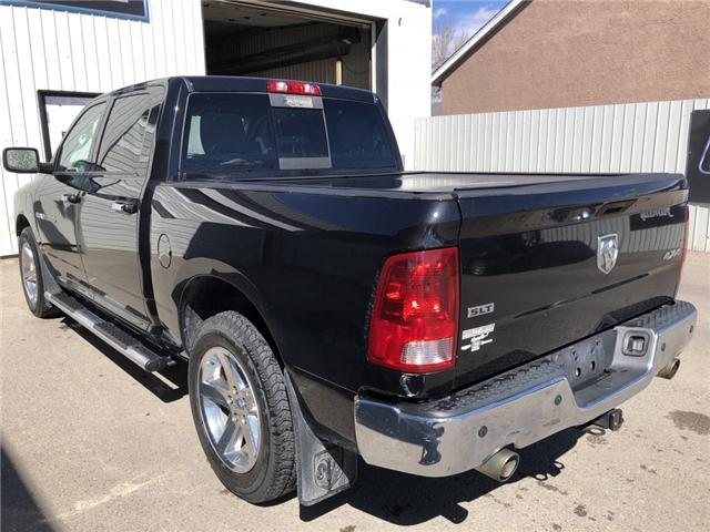 2011 Dodge Ram 1500 SLT (Stk: 14737) in Fort Macleod - Image 3 of 17