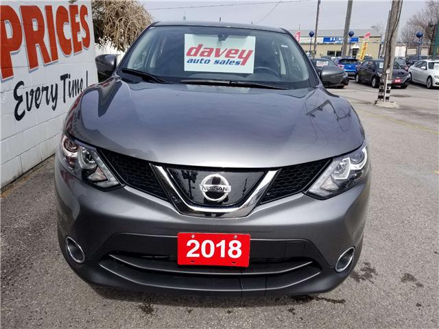 2018 Nissan Qashqai SV (Stk: 19-251) in Oshawa - Image 2 of 15