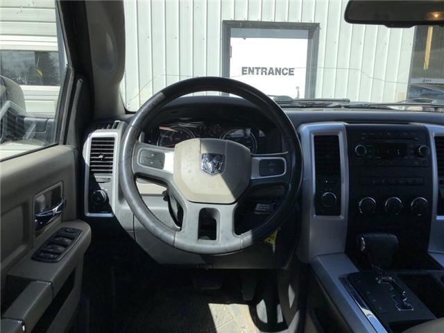 2011 Dodge Ram 1500 SLT (Stk: 14737) in Fort Macleod - Image 10 of 17