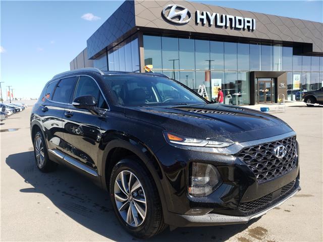 2019 Hyundai Santa Fe Luxury (Stk: 29167) in Saskatoon - Image 1 of 18