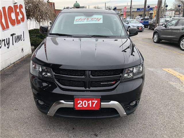 2017 Dodge Journey Crossroad (Stk: 19-257) in Oshawa - Image 2 of 14