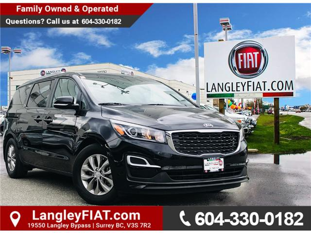 2019 Kia Sedona LX (Stk: LF010070) in Surrey - Image 1 of 30