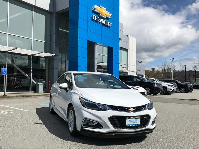 2016 Chevrolet Cruze LT Auto (Stk: 972110) in North Vancouver - Image 2 of 26