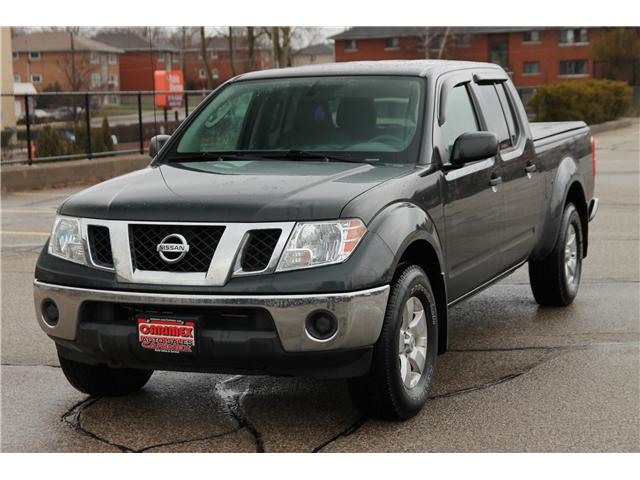 2011 Nissan Frontier SV (Stk: 1903089) in Waterloo - Image 1 of 25