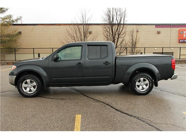 2011 Nissan Frontier SV (Stk: 1903089) in Waterloo - Image 2 of 25