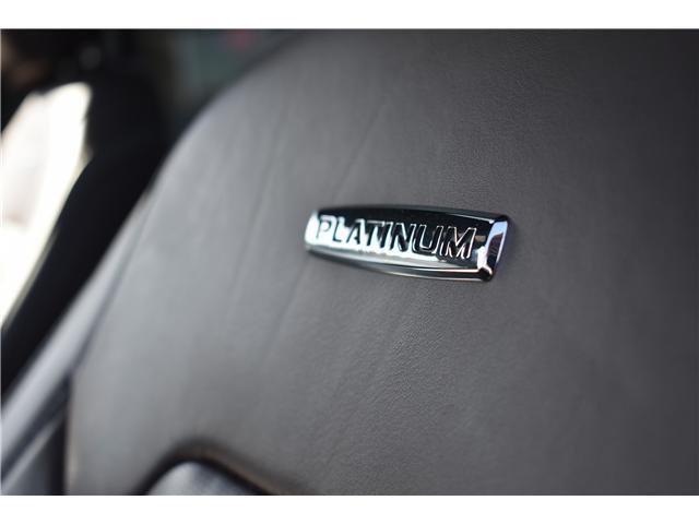2017 Ford F-150 Platinum (Stk: p36415) in Saskatoon - Image 23 of 28