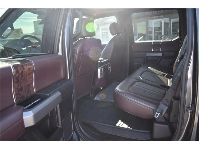 2017 Ford F-150 Platinum (Stk: p36415) in Saskatoon - Image 24 of 28