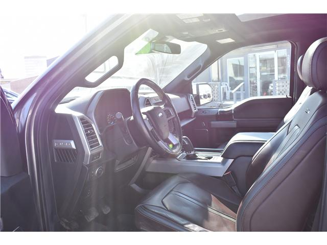 2017 Ford F-150 Platinum (Stk: p36415) in Saskatoon - Image 11 of 28