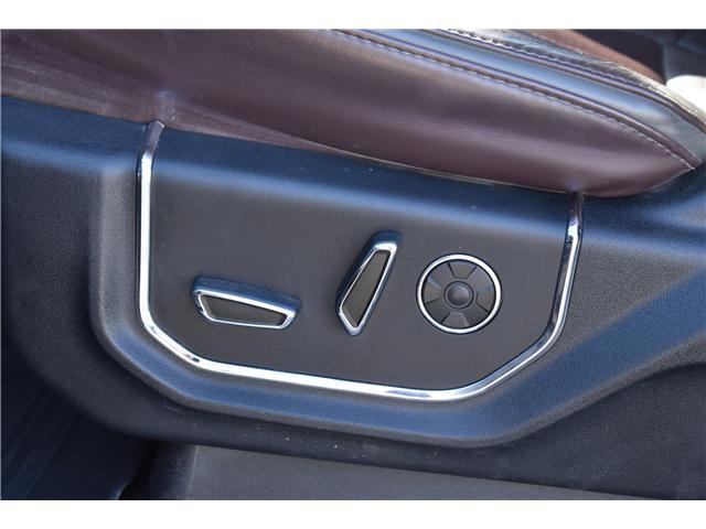 2017 Ford F-150 Platinum (Stk: p36415) in Saskatoon - Image 25 of 28