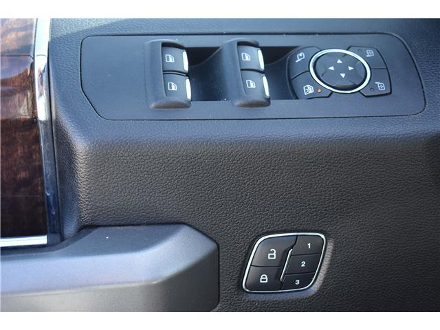 2017 Ford F-150 Platinum (Stk: p36415) in Saskatoon - Image 26 of 28