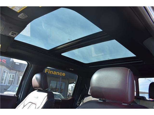 2017 Ford F-150 Platinum (Stk: p36415) in Saskatoon - Image 12 of 28