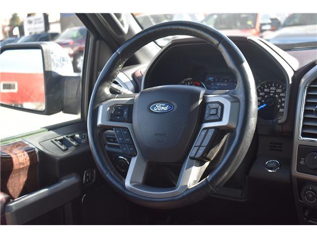 2017 Ford F-150 Platinum (Stk: p36415) in Saskatoon - Image 14 of 28