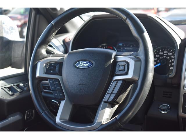 2017 Ford F-150 Platinum (Stk: p36415) in Saskatoon - Image 15 of 28