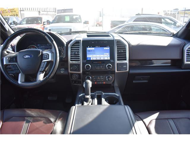 2017 Ford F-150 Platinum (Stk: p36415) in Saskatoon - Image 13 of 28