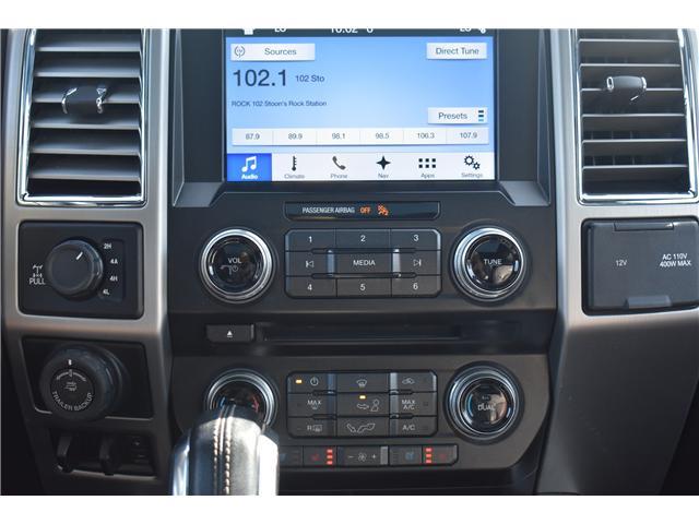 2017 Ford F-150 Platinum (Stk: p36415) in Saskatoon - Image 17 of 28