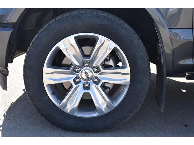 2017 Ford F-150 Platinum (Stk: p36415) in Saskatoon - Image 28 of 28