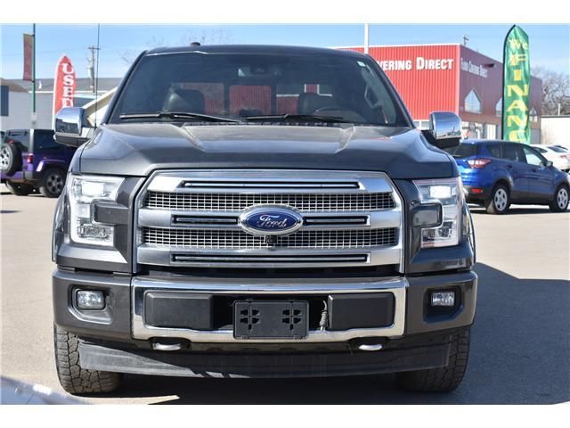 2017 Ford F-150 Platinum (Stk: p36415) in Saskatoon - Image 3 of 28