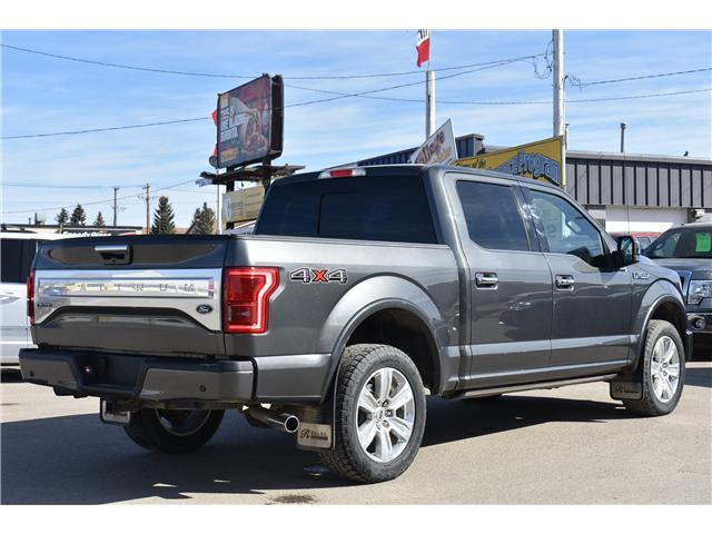 2017 Ford F-150 Platinum (Stk: p36415) in Saskatoon - Image 7 of 28