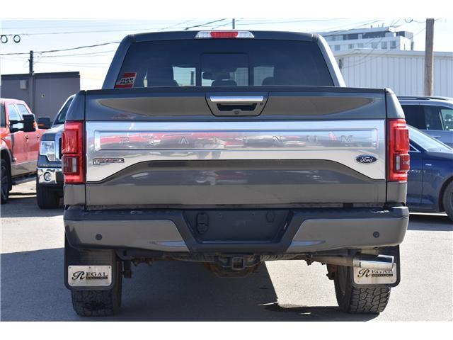 2017 Ford F-150 Platinum (Stk: p36415) in Saskatoon - Image 8 of 28