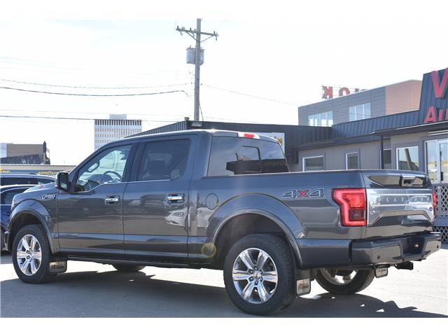 2017 Ford F-150 Platinum (Stk: p36415) in Saskatoon - Image 9 of 28