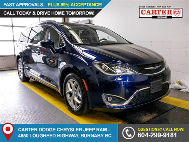 2018 Chrysler Pacifica Touring-L Plus (Stk: X-6077-0) in Burnaby - Image 1 of 25