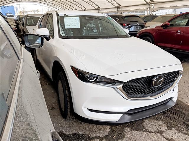 2019 Mazda CX-5 GS (Stk: H1753) in Calgary - Image 1 of 1