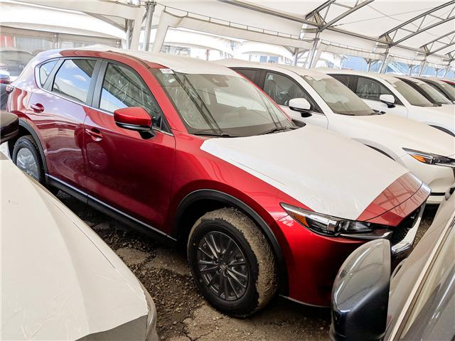 2019 Mazda CX-5 GS (Stk: H1759) in Calgary - Image 1 of 1
